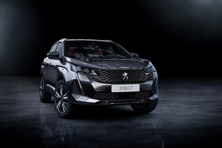 Đánh giá ngoại thất xe Peugeot 3008