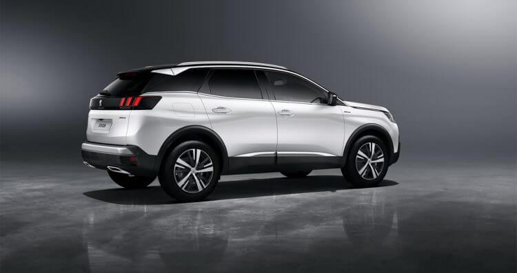 Đánh giá Peugeot 3008 ve tính năng an toàn