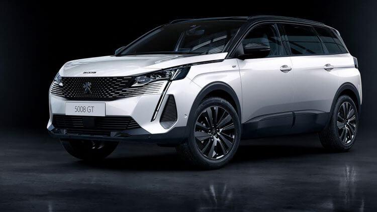 Đánh giá ngoại thất xe Peugeot 5008 2020