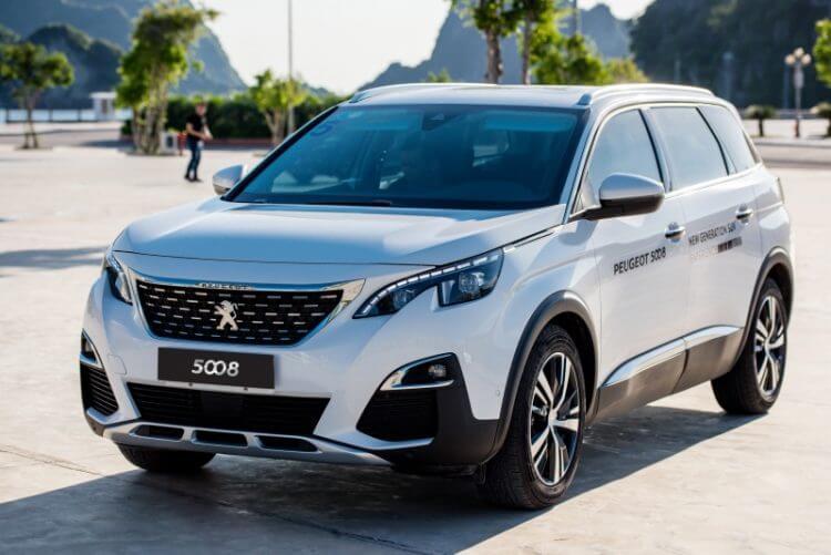 Đánh giá động cơ xe Peugeot 5008 2020