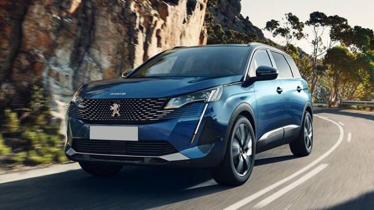 Đánh giá xe Peugeot 5008 2020 ngoại hình