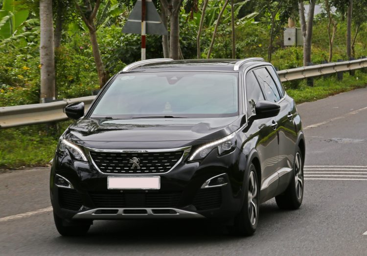 Đánh giá xe Peugeot 5008 2020 all new