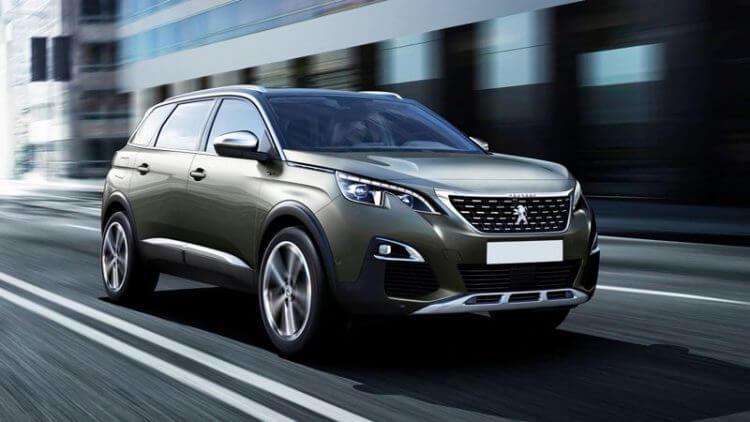 Đánh giá nhược điểm xe Peugeot 5008 2020