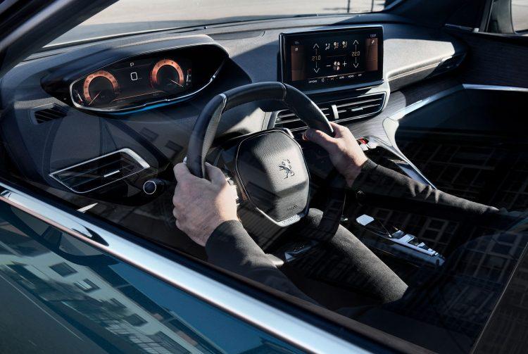 Đánh giá tính năng an toàn xe Peugeot 5008 2020
