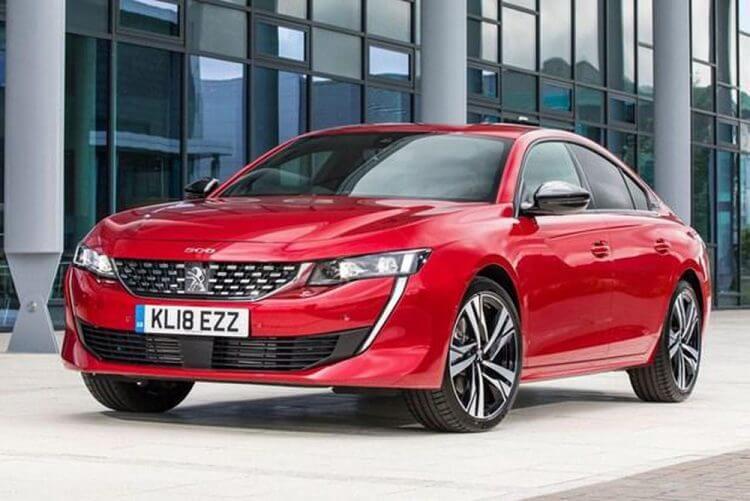 Đánh giá tổng thể Peugeot 508 2020