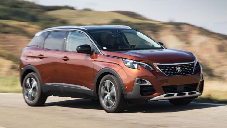 Đánh giá xe Peugeot 3008 - sang trọng, mạnh mẽ