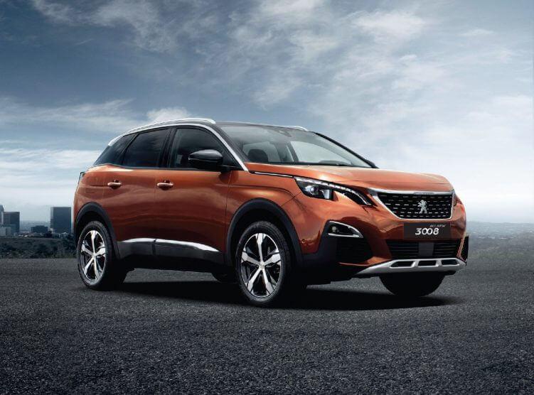Đánh giá xe Peugeot 3008 ngoại hình