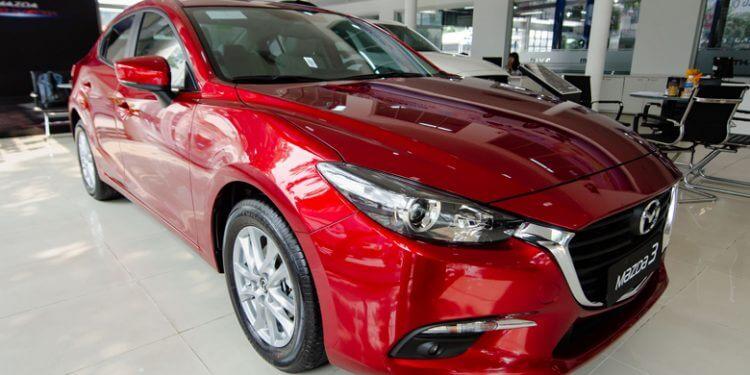 đánh giá Mazda 3 2019 về ngoại thất