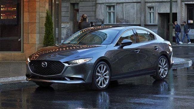 Mazda 3 Sport 1.5L Premium 2020 màu xám
