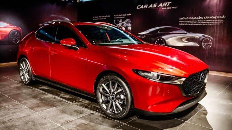 Đánh giá Mazda 3 2020 deluxe ngoại thất