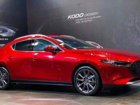 mazda 3 2020 hatchback premium