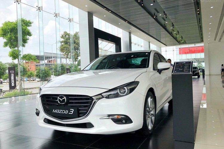 So sánh Mazda 3 2019 và 2020 về ngoại thất