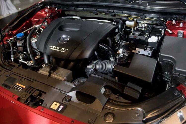 So sánh Mazda 3 2019 và 2020 về động cơ