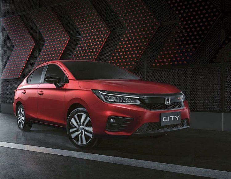So sánh Honda City 2021 với phiên bản cũ