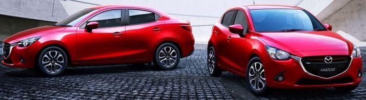 So sánh Mazda 2 và Honda City