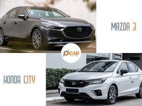 so sanh xe mazda 3 va honda city