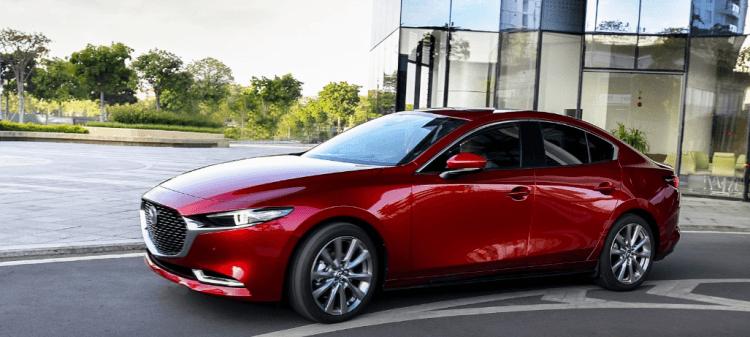 Thiết kế ngoại hình Mazda 3