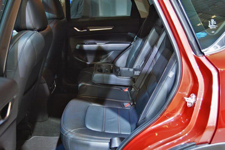 So sánh Tucson và CX5 bản tiêu chuẩn về hệ thống ghế