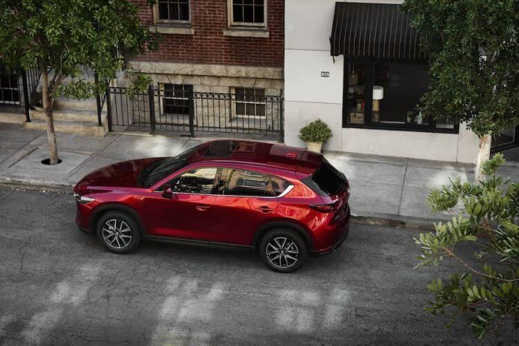 So sánh Tucson và CX5 về thiết kế thân xe