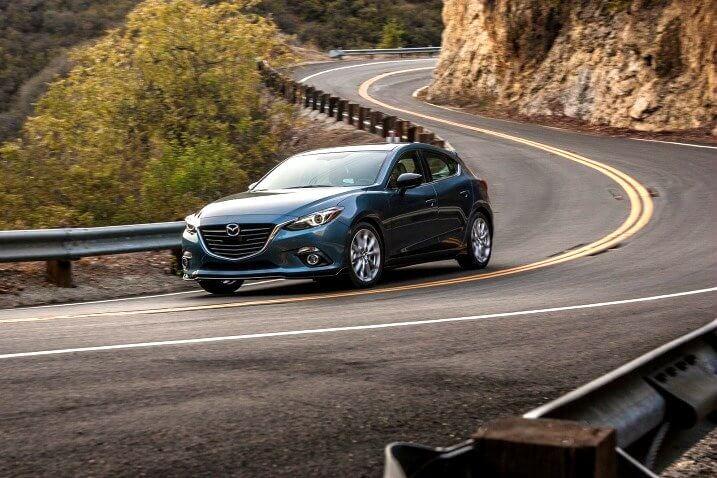 Danh gia Mazda 3 2016