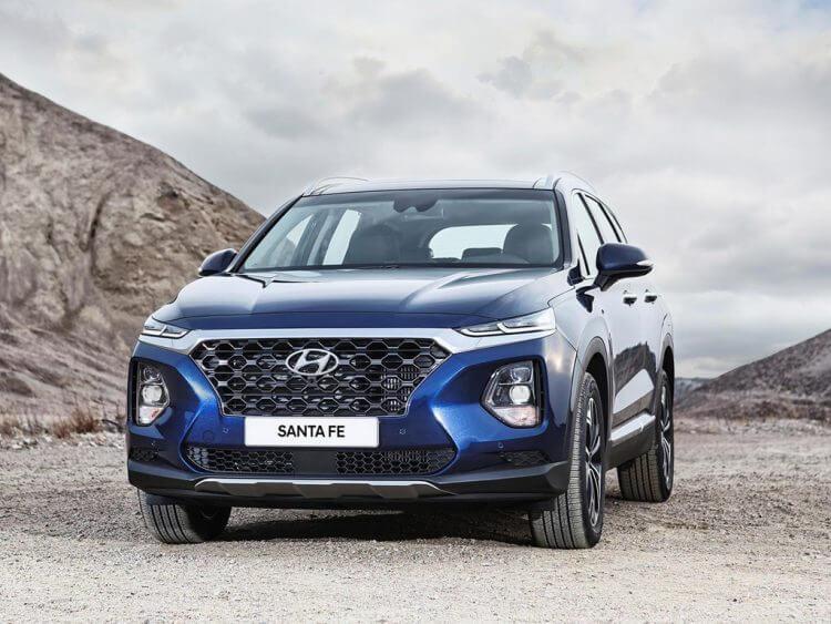 Hyundai SantaFe 2020 picar vn