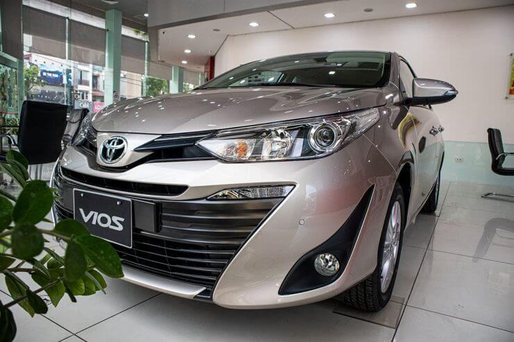 So sanh cac phien ban Toyota Vios he thong dieu hoa
