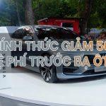chinh thuc giam 50 le phi truoc ba o to