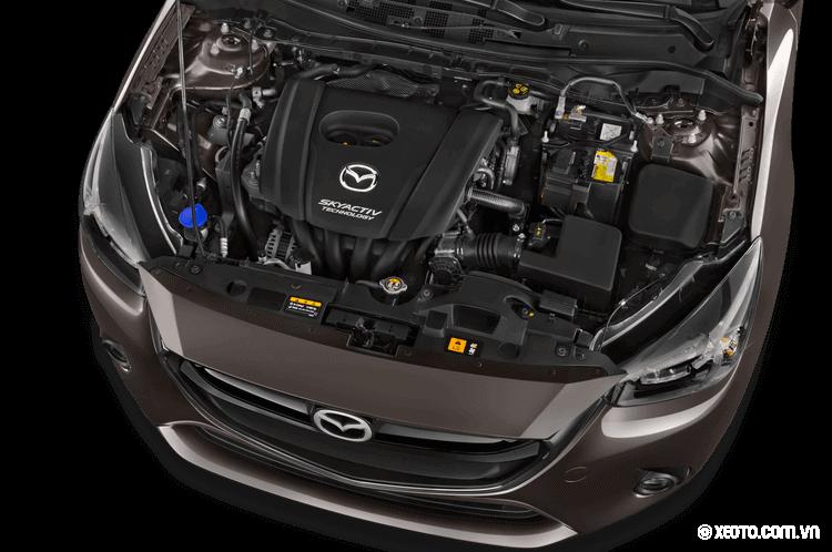 Đánh giá động cơ vận hành Mazda 2 Hatchback 2020