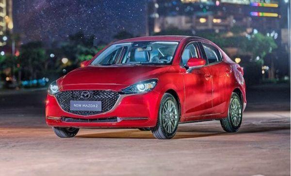 Đánh giá Mazda 2 AT 2020 tổng quan ngoại hình