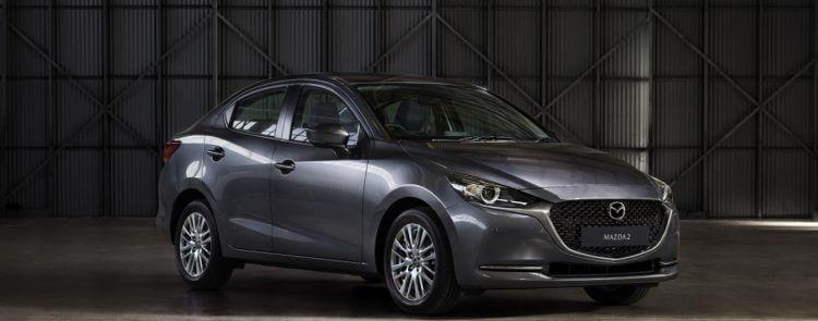 Đánh giá Mazda 2 2020 ngoại thất