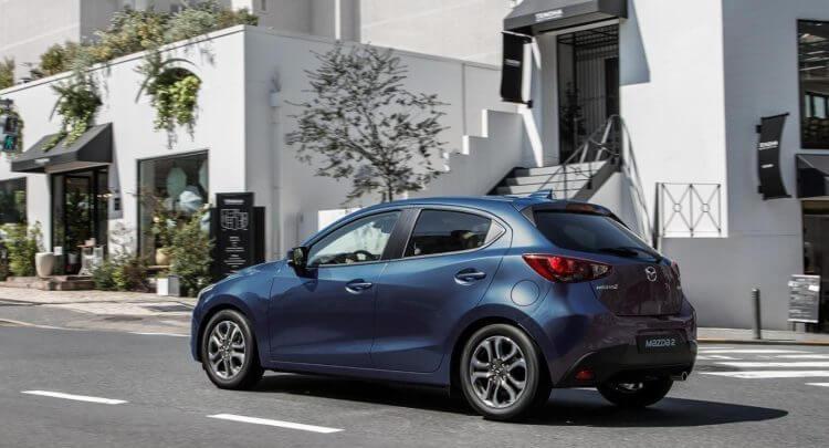 Đánh giá ngoại hình Mazda 2 Hatchback 2020