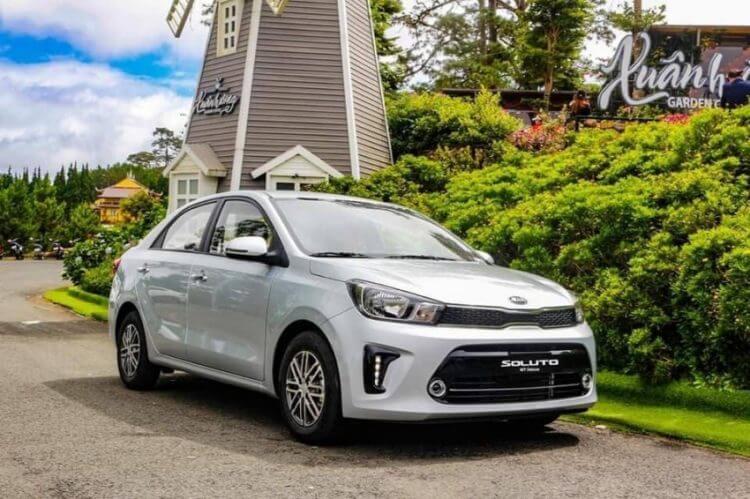 Đánh giá xe Kia Soluto 2020 tổng thể