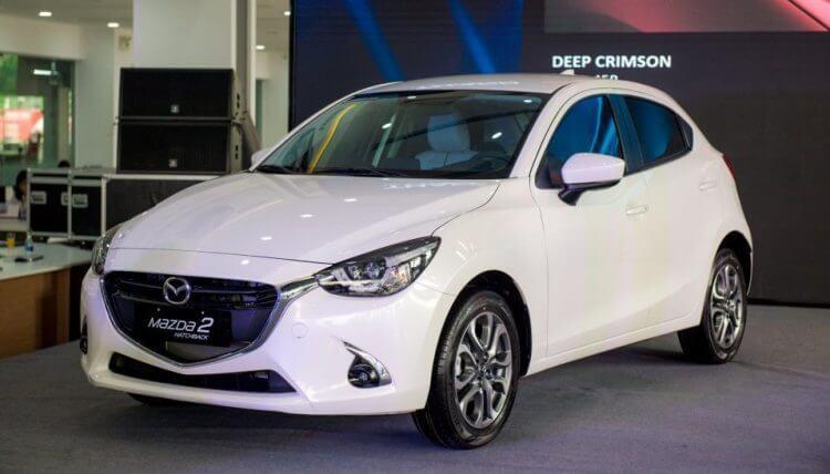đánh giá xe Mazda 2 2020 tổng thể