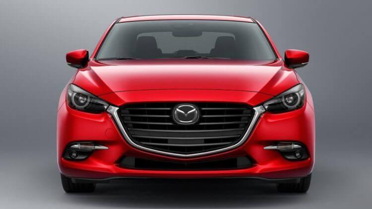 đánh giá xe Mazda 3 2018 đầu xe