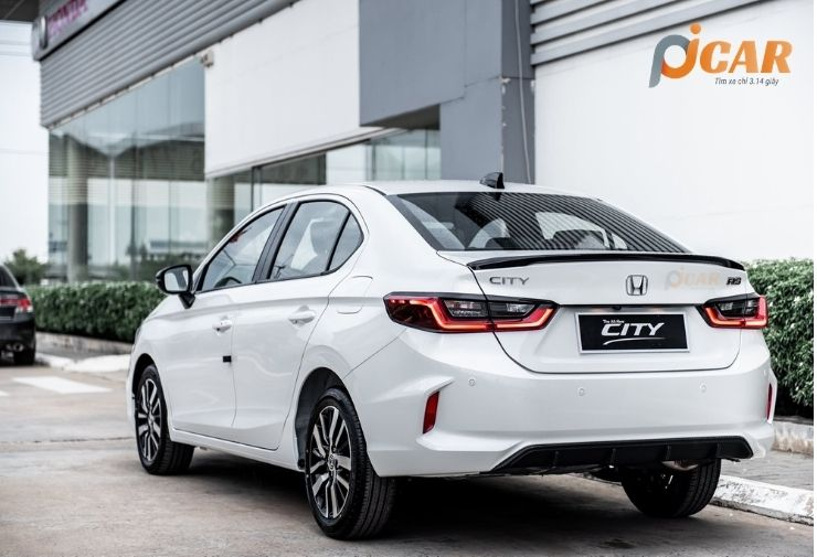 honda city 2021 hatchback