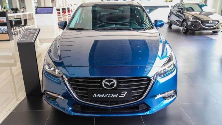 Đánh giá Mazda 3 2017 thiết kế đầu xe
