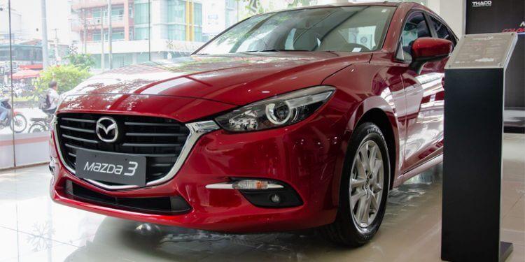 Đánh giá Mazda 3 Luxury 2019 ngoại thất