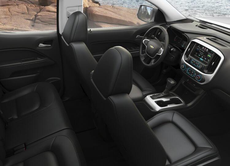 Giá xe ô tô Chevrolet Colorado