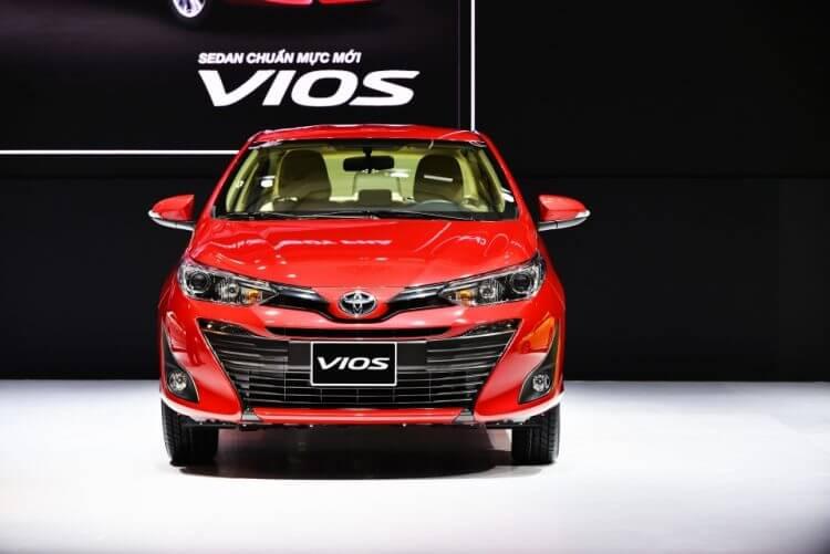 So sánh Toyota Vios và Kia K3