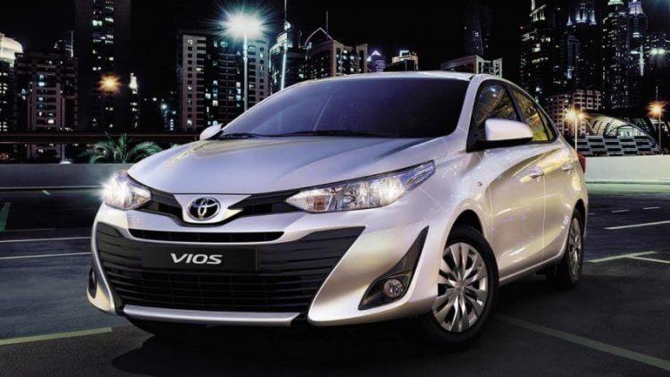 So sánh Vios và Mazda 3 về vận hành