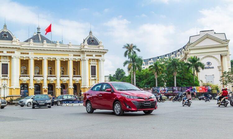 So sánh Toyota Vios và Kia K3 về vận hành