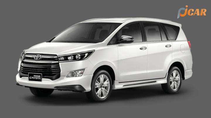 Kích thước xe ô tô 7 chỗ Toyota Innova