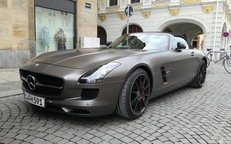 Cac loai Mercedes Benz AMG dang duoc ua thich hien nay