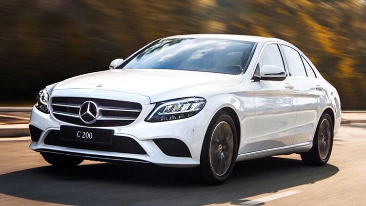 Danh gia chung ve Mercedes Benz C Class