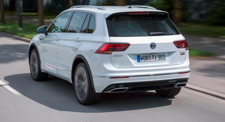 Danh gia chung ve Volkswagen Tiguan