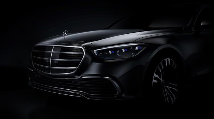 Gia Mercedes Benz S Class 2018