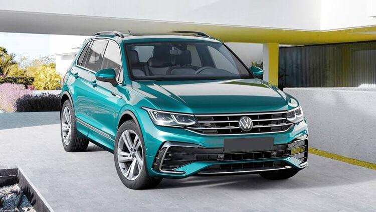 Gia Volkswagen Tiguan 2017
