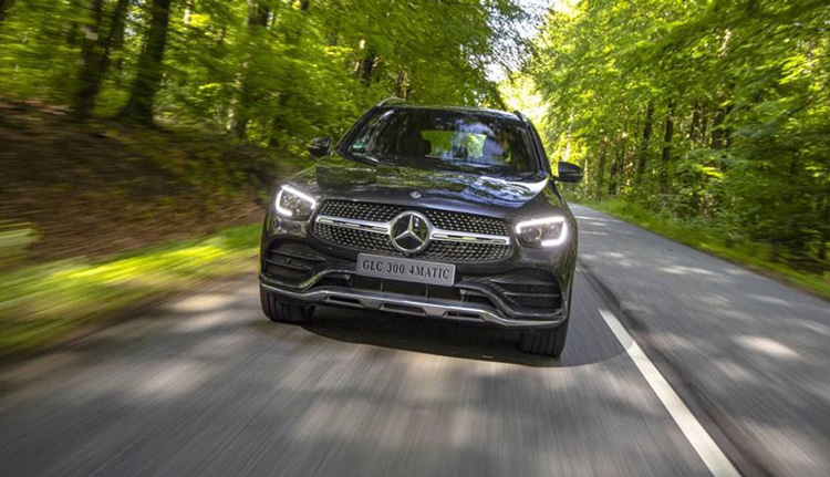 Gia lan banh xe Mercedes Benz GLC 200 4matic moi