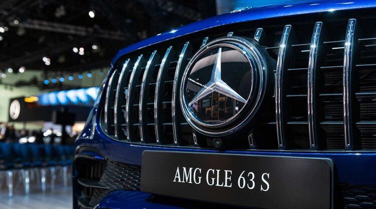 Kha nang van hanh Mercedes Benz GLE