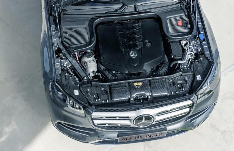 Kha nang van hanh Mercedes Benz GLS